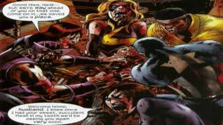 Comics: Marvel Zombies - The Consuming (Hunger)