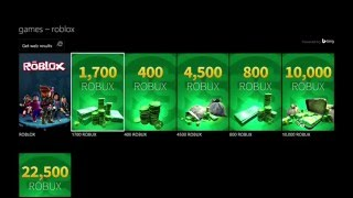 How to install or download Roblox for XBOX ONE Brandonractido1