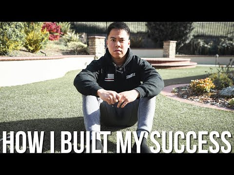 How I Built My SUCCESS, Manifested My DREAMS, & Overcame ADVERSITY