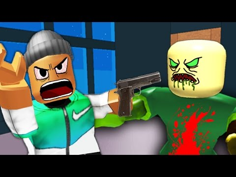 Survive The Zombie Apocalypse Roblox Youtube