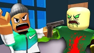 SURVIVE THE ZOMBIE APOCALYPSE! | Roblox