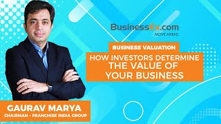 Episode 12- How Investors Determine The Value Of Your Business