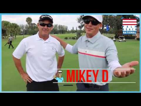 Did you know about all the cool goodies and extras you get just for playing at Palm Beach National? Check out Mikey D's recent video and he'll fill you in!