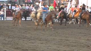 Tri State Rodeo Grand Entry