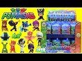 PJ Masks Collectible Figures Capsules Series 5 Unboxing