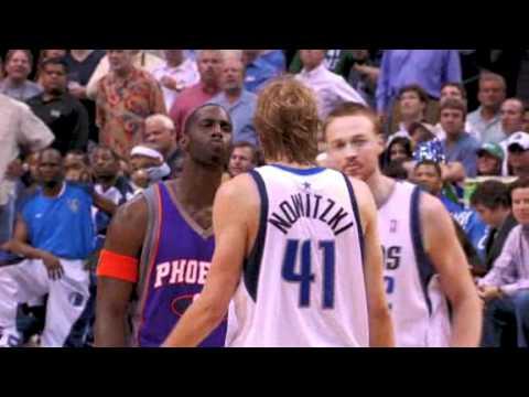 Dirk Nowitzki 50 Points against Pheonix Suns 2006 NBA