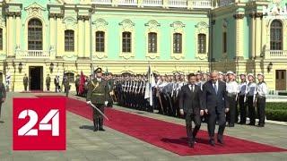 """Нетаньяху отказался обсуждать с Зеленским """"голодомор"""" - Россия 24"""