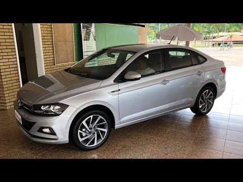 Volkswagen Virtus Highline TSI: imagens e especificações - www.car.blog.br