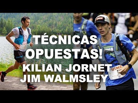 BRUTAL DIFERENCIA TÉCNICA KILIAN JORNET Y JIM WALMSLEY #VLOG212
