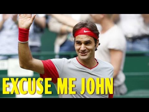 ROGER FEDERER : My Apologies For Being This GENIUS
