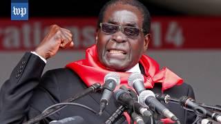Looking back at Robert Mugabe's 37-year-long rule