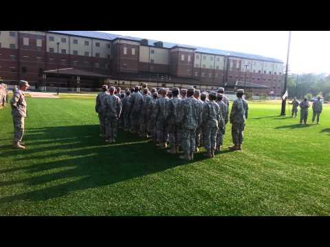 U.S. Army Freestyle Cadence
