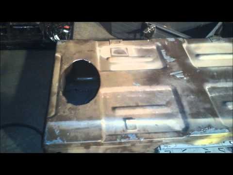 How to make a CB/Stereo box for a semi truck