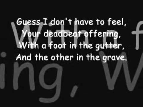 Sum 41- Skumfuk lyrics ( Full version)