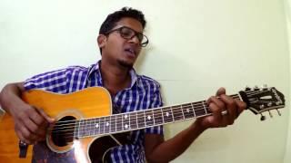 How to play Neethane Neethane   Mersal   Isaac Thayil   Raw Cover   Lesson   Arr   Vijay