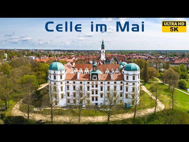 Stadt Celle im Mai - 5K Ultra HD