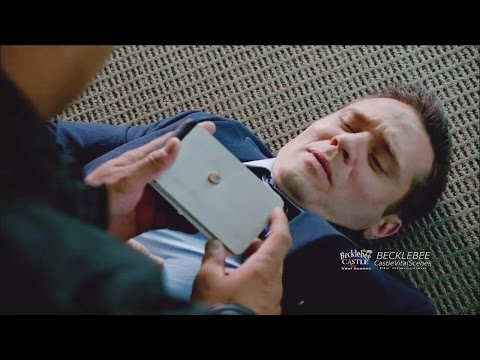 "Castle 8x07 ""The Last Seduction"" Ryan Saves Esposito"