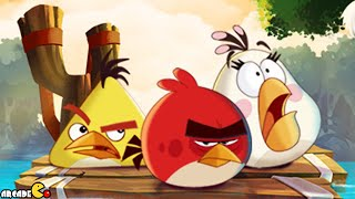 Angry Birds Under Pigstruction - 1st Place Arena Vanilla League Leaderboard Daily Tournament 3/18!