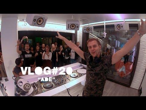 Armin VLOG#20: Amsterdam Dance Event Marathon!