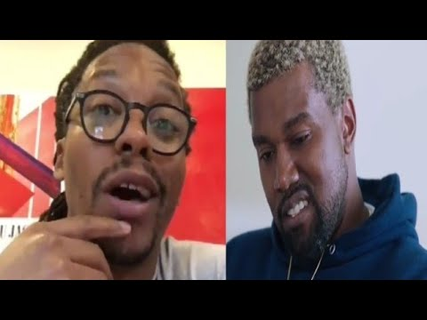 "Lupe Fiasco Reacts To Kanye West TMZ ""Slavery Is A Choice"" Statements"