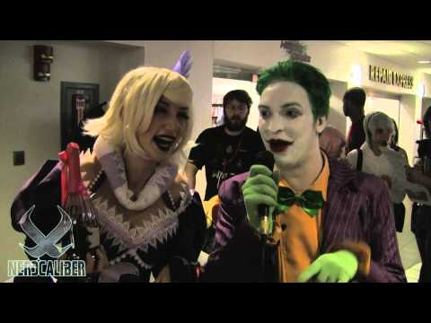 Joker Meets Roxy Lalonde, Dirk Strider and Jane Crocker - Homestuck