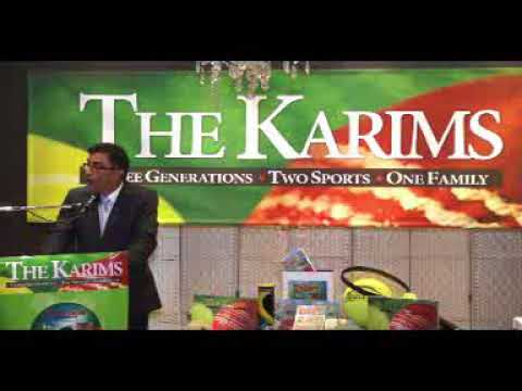 The Karims A Sporting Dynasty Full Launch London