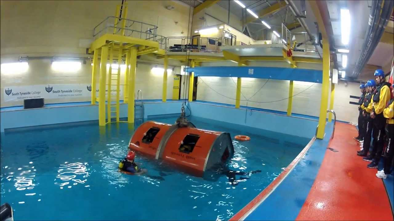 South Tyneside College Marine Safety Centre Offshore ...