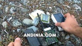 Cómo ahorrar batería, Radio, Walkie, Handy - How to save battery Radio, Walkie-Talkie