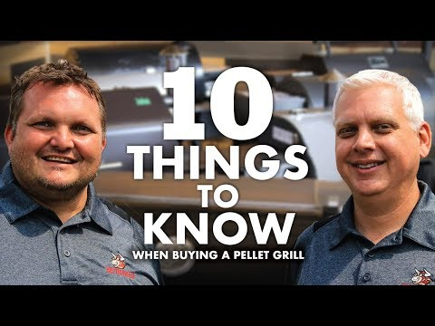 10 Things To Know When Buying a Pellet Grill | REC TEC Grills