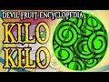 The Kilo Kilo no Mi (Devil Fruit Encyclopedia)