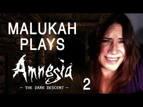 Malukah Plays Amnesia: The Dark Descent - Ep. 02