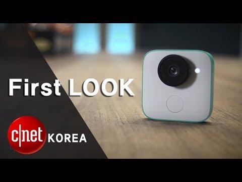 """""""나를 알아보는 카메라"""" 구글 '클립스' 써보니"""