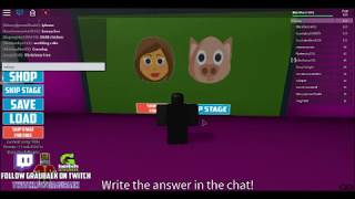Roblox-Guess That Emoji [227 Stages] Part 2