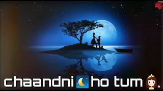 Download Chand mera dil chandni ho tum | Romantic whatsapp status  | 30 sec status | sanjit creations MP3 song and Music Video
