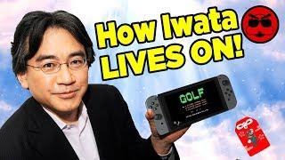 The Nintendo Switch, Satoru Iwata's Omamori Charm! - Gaijin Goombah