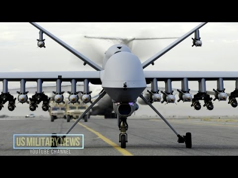 The MQ-9 Reaper Is Now Wielding These Deadly New Weapons
