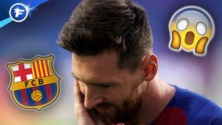 Le nouveau tacle de Lionel Messi à la direction du Barça fait grand bruit | Revue de presse