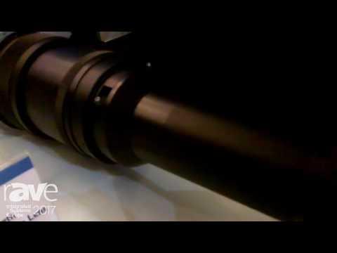 ISE 2017: Navitar Exhibits HemiStar High Power Projector Lens