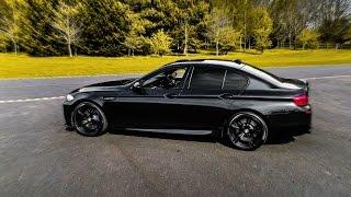 BMW F10 M5 FAST DRIVING   JOYRIDE!!!