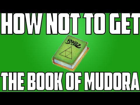 How NOT to get the Book of Mudora | The Legend of Zelda: A Link to the Past