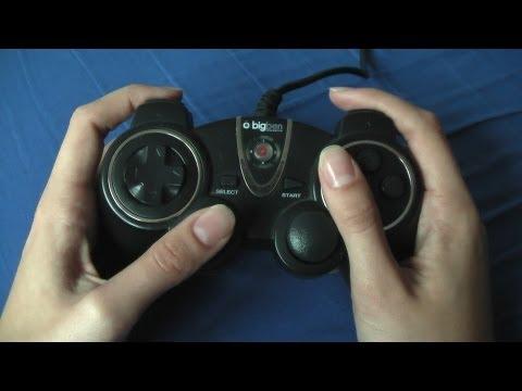 ASMR ♥ Controller Sounds (+other button sounds)