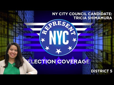 Represent NYC Election Coverage: Tricia Shimamura Candidate Statement