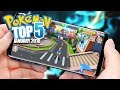Top 5 New Pokemon Games January - Android IOS Gameplay