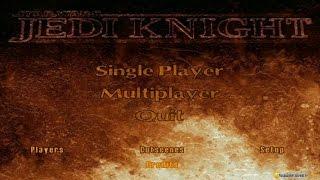 Star Wars: Jedi Knight - Dark Forces II gameplay (PC Game, 1997)