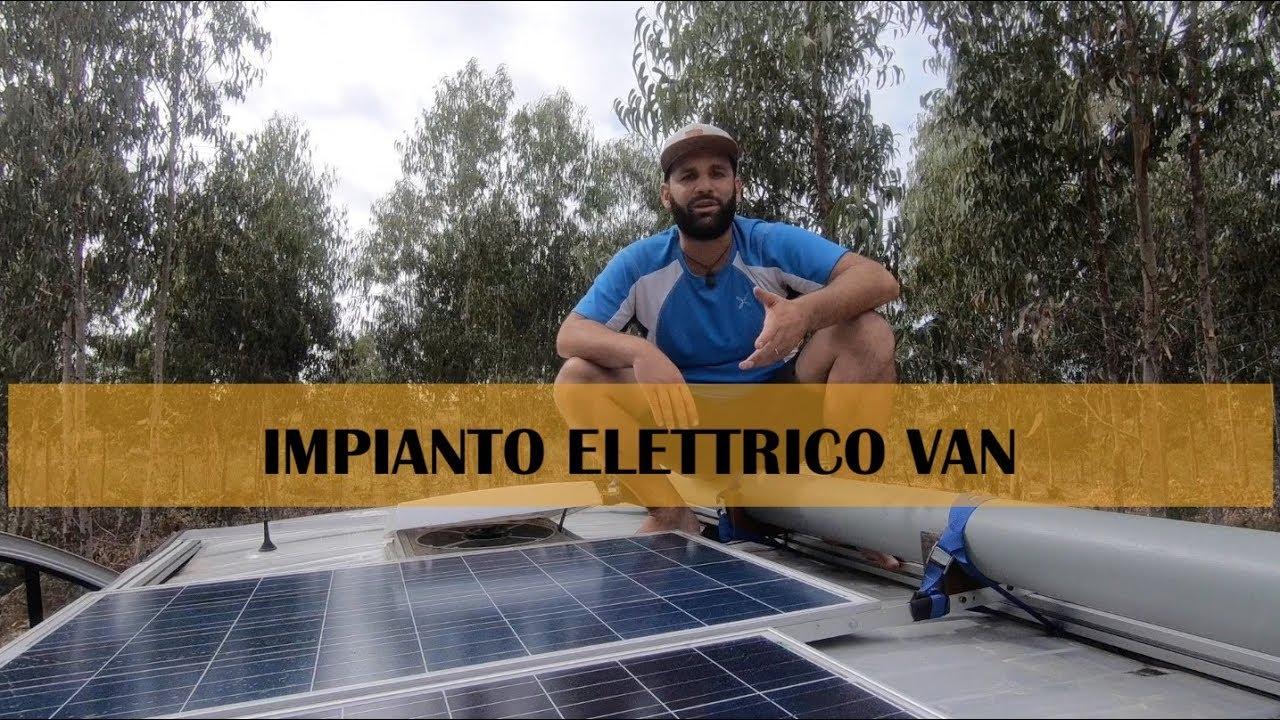 Schema Elettrico Camper : Impianto elettrico fai da te camper van ecco come lo abbiamo