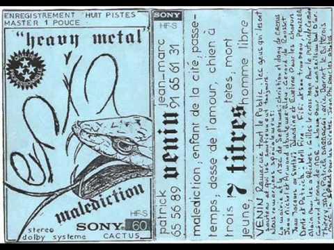 Venin - 1985 - Demo FULL [Heavy Metal]