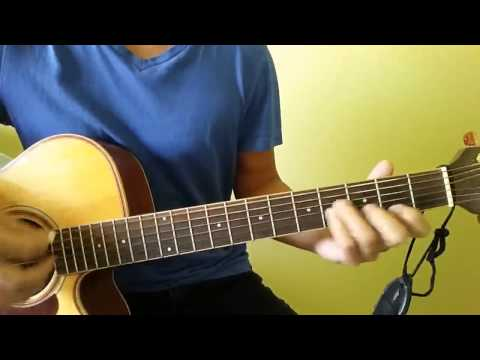 I See Fire - Ed Sheeran - Easy Beginner Guitar Cover (No Capo)