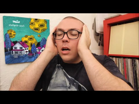 Milo - A Toothpaste Suburb ALBUM REVIEW