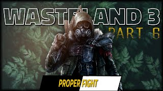 Garden Of The Gods Wasteland 3 Let S Play Part 6 Youtube
