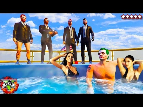 GTA 5 MY VIP LIFE - VIP Protection Detail! - GTA 5 Online VI